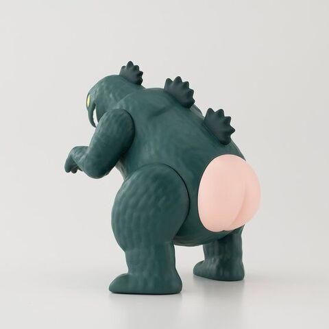 今度はお尻、なくさないでね…。「クレヨンしんちゃん」から、しんちゃん愛用のおもちゃ「怪獣シリマルダシ」が再登場!!