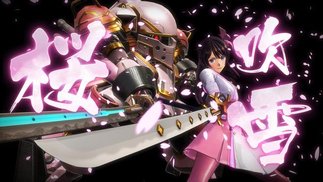 アニメ「新サクラ大戦」に登場する天宮さくら機がゲーム内で使用可能に! PS4「新サクラ大戦」無料アップデート実施