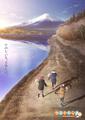 「ゆるキャン△」SEASON2、2021年1月より放送開始!「夜」と「朝」の2枚のティザービジュアルが公開!!