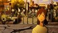 2020年東京五輪後に沈む日本と、家族の絆を描く。Netflix新作アニメ「日本沈没」、キャスト&先行カット公開