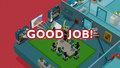 Switch向け、新感覚パズルアクション「Good Job!(グッジョブ!)」、配信開始!