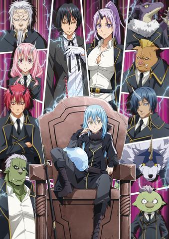 TVアニメ「転スラ」2期が2020年10月より放送開始! スピンオフ作品のTVアニメ化&「転スラ」1期の再放送も決定