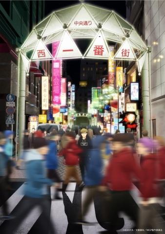 TVアニメ「池袋ウエストゲートパーク」ティザービジュアル、スタッフ、キャストが公開に! マコト役は熊谷健太郎、タカシ役は内山昂輝に決定!
