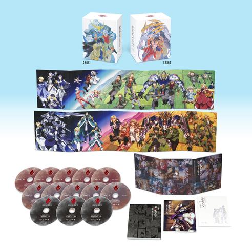 TVアニメ全50話が初Blu-ray BOX化!「機動戦士ガンダム 鉄血のオルフェンズ」Blu-ray BOXが3月27日発売! 先着購入特典は「ラジオCD」!!