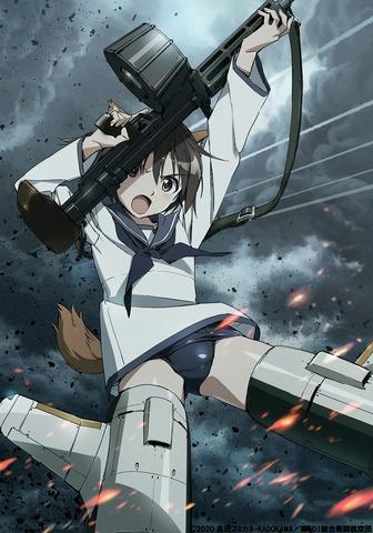 TVアニメ「ストライクウィッチーズ ROAD to BERLIN」10月放送決定! 501部隊メンバーが登場するPV第2弾も公開