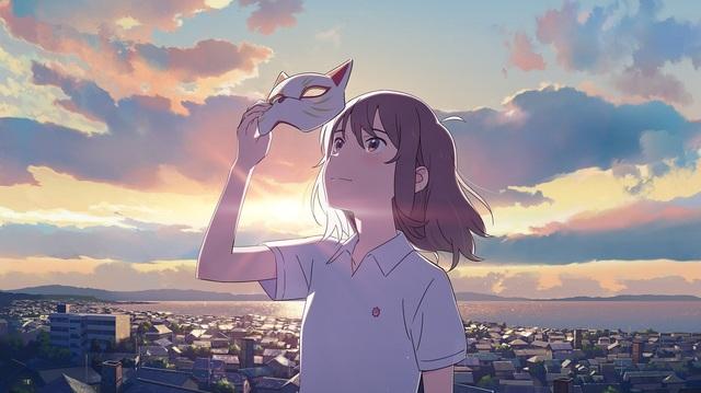 志田未来&花江夏樹のW主演によるアニメ映画「泣きたい私は猫をかぶる」の追加キャストが発表。寿美菜子、小野賢章、大原さやか、浪川大輔など