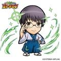 TVアニメ「銀魂」と「コトダマン」が初コラボ! 万事屋と真選組、コトダマンCMに採用されるのは誰の案だ!?