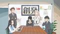春アニメ「かくしごと」より、第2話のあらすじと場面カットが到着! 臨海学校へ出かける姫を遠くから眺める男が……