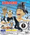 エガちゃんが10年ぶりにガチャガチャに登場! 水族館の生き物を身にまとった「江頭2:50」、7種が4月28日より発売