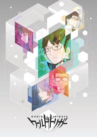 TVアニメ「ワールドトリガー」新シーズン、新情報が到着! 新ティザービジュアル公開。スタッフ情報も