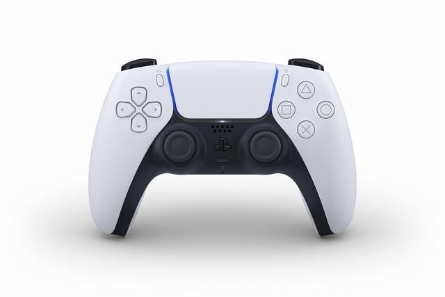 PlayStation 5用の新ワイヤレスコントローラー「DualSense」のビジュアル公開
