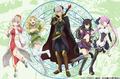 TVアニメ「異世界魔王と召喚少女の奴隷魔術」第2期の制作が決定! 2021年に放送予定