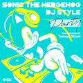 """「ソニック」シリーズの楽曲を収録したノンストップDJミックスアルバム第1弾「Sonic The Hedgehog DJ Style """"PARTY""""」が6月17日に発売決定!"""