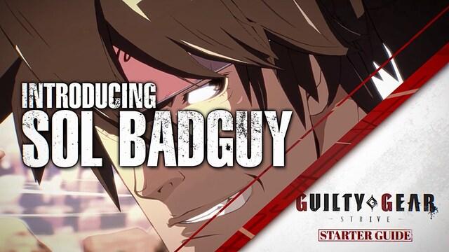 PS4「GUILTY GEAR -STRIVE-」の動画「スターターガイド」が公開! クローズドβテストで操作できるキャラクターの使い方をわかりやすくお伝え
