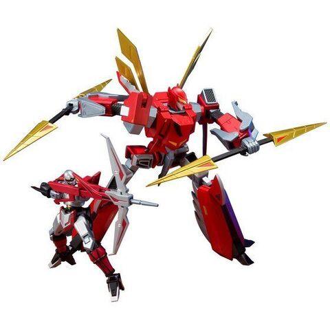 スーパーミニプラ「忍者戦士 飛影」 第2弾は、「飛影」と「鳳雷鷹」がラインアップ!!