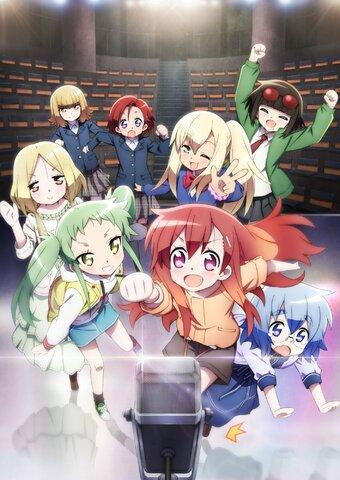 今夏放送予定! 美水かがみがイラストを手がける新作アニメ「まえせつ!」、第2弾PV公開!