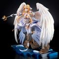 翼を大きく広げた天使姿の「アスナ」「アリス」のスケールフィギュアが登場! 2種購入でオリジナルアクリルクロックプレゼントも!!