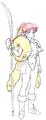 殺生丸には、娘がいる。TVアニメ「半妖の夜叉姫」制作決定! キャラクターデザインに高橋留美子本人が参加!