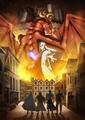 臆病なドラゴンが家を探して旅をする、「ドラゴン、家を買う。」がTVアニメ化決定!