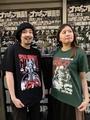 サンライズのロボットアニメ「イデオン」「ダグラム」「ボトムズ」「ゴーグ」のハードコアなTシャツが一挙登場!