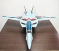 過去最大級のビッグスケール!「PLAMAX MF-45 minimum factory VF-1 ファイター バルキリー」を全塗装で組んでみた!【声優・泰勇気の週末プラモ! 第16回】