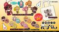 TVアニメ「地縛少年花子くん」のチャーム、缶バッジ、トートバッグが登場! 本日5月20日より順次予約受付スタート