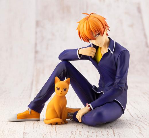 TVアニメ「フルーツバスケット」、十二支に入れなかった「猫」の物の怪憑き「草摩夾」のスケールフィギュアが登場