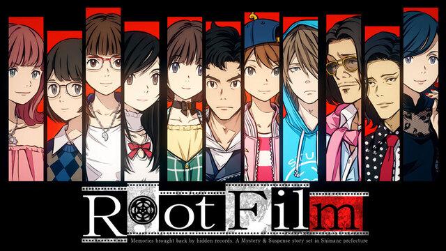 角川ゲームのミステリー最新作「Root Film(ルートフィルム)」、2ndトレーラー配信開始