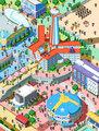 「妖怪ウォッチ」シリーズの新作「妖怪学園Y ~ワイワイ学園生活~」が、2020年夏に定期更新型・大型ダウンロード版タイトルとしてリリース決定! パッケージ版の発売は未定
