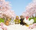夏を前にガチャ業界も再起動!? 今月は平和な日常を祈る動物と小籠包型の水鉄砲が登場!! 【ワッキー貝山の最新ガチャ探訪 第40回】