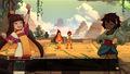 PS4/Switch用アクションRPG「インディヴィジブル 闇を祓う魂たち」、新舞台や新キャラクター情報公開!