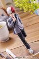 お手頃価格の「POP UP PARADE」シリーズに、「僕のヒーローアカデミア」から轟焦凍と麗日お茶子が登場!