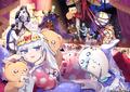 TVアニメ化決定の「魔王城でおやすみ」、追加キャストに下野紘&小山力也! 原作者による描き下ろしアニメ応援イラストも公開