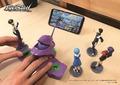 スマホゲーム「エヴァンゲリオン バトルフィールズ」と接続してバトルを有利に進める玩具「リードコントローラー」と、「ゲーミングフィギュア」発売!