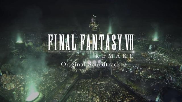 「ファイナルファンタジーVII リメイク」のオリジナルサウンドトラックが本日発売! CD最大8枚組の大ボリューム