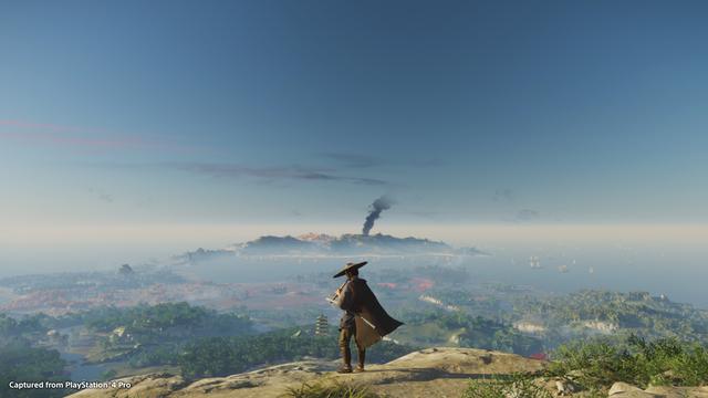 PS4「Ghost of Tsushima」の日本語字幕付きゲームプレイトレイラーが公開! 戦闘や探索、主人公のカスタマイズなどを確認可能