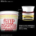 成型色でパッケージも食材も完全再現! 3分じゃ完成できない日清食品「カップヌードル」のプラモデルが9月18日に発売!