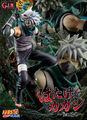 G.E.M.シリーズ「NARUTO-ナルト- 疾風伝」より、「はたけカカシ Ver.暗部」が再登場! 躍動感あるポーズで立体化!!
