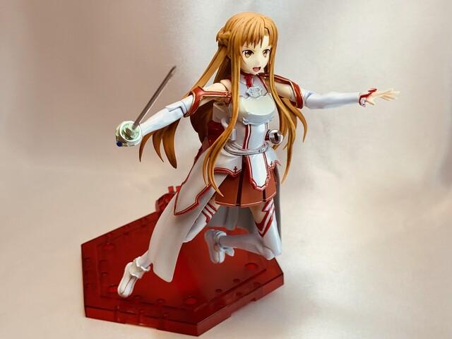 お手軽加工でクオリティアップ! プラモデル「Figure-rise Standard アスナ」を作ってみた!【YU-GOのキャラクターモデリングLABO 第1回】