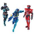 「装動 仮面ライダーゼロワン」第7弾は、ランペイジバルカン、迅 バーニングファルコン、1型がラインアップ!!