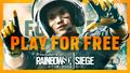 人気FPS「レインボーシックス シージ」を無料で楽しめるフリーウィークエンドを6/11~6/16で開催!