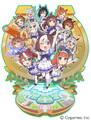 「ウマ娘 プリティーダービー」のスピンアウト・ショートアニメ「うまよん」、7月7日よりTOKYO MXなどで放送開始決定! 第2弾PVも公開