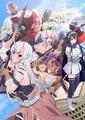 夏アニメ「ピーター・グリルと賢者の時間」、7月10日放送開始決定! ヒロイン全員が主人公に迫る第2弾PVも公開