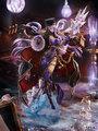 PS4用「戦場のヴァルキュリア4」より、「吹雪の魔女」こと「クライマリア・レヴィン」が本庄雷太氏の描く繊細かつ大胆なイラストをもとに立体化