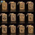 「聖闘士星矢」から、黄金聖闘士の黄金聖衣箱をデザインした シルバー925製ペンダントが登場