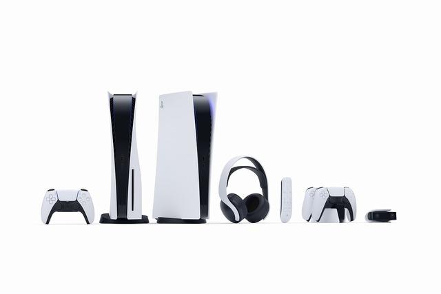 SIE、次世代ゲーム機「PlayStation 5」本体デザインおよび周辺機器を発表。PS5用ゲーム28タイトルもあわせて発表!