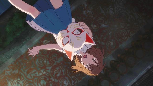 ヨルシカ新曲「嘘月」が、アニメ映画「泣きたい私は猫をかぶる」のエンドソングに決定! 「嘘月」が流れる新PVも公開