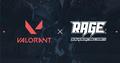国内最大級のeスポーツイベント「RAGE」にて、タクティカルシューター「VALORANT」の公認大会が早くも開催! 国内の強豪16チームが参戦