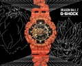 「G-SHOCK」と「ドラゴンボールZ」がコラボ! ドラゴンボールデザインの耐衝撃ウオッチ「GA-110JDB」、8月発売決定