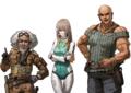 PS4/Switch「メタルマックスゼノ リボーン」、主人公タリスを始めとするキャラクターたちの刷新されたビジュアルがお披露目